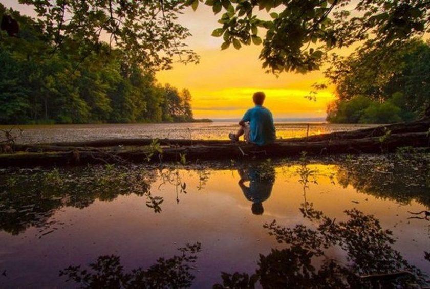 Перестань быть для себя стаканом, стань озером