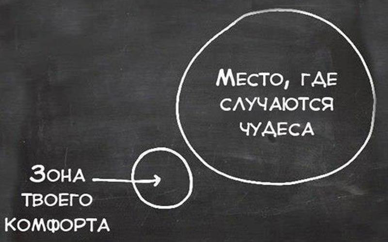 Выйдите из круга. Мотивационное видео.